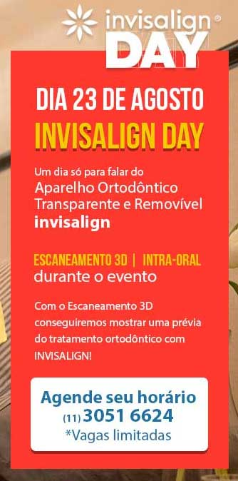 Invisalign Day - Inscreva-se